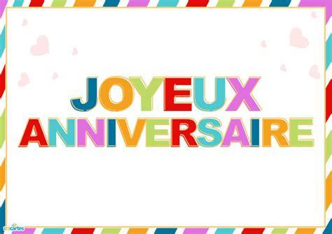 lettere anniversario carte postale anniversaire gratuite