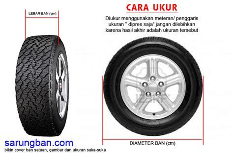 Cover Ban Sarung Ban Serep Daihatsu Terios Iron Helmet bikin cover ban serep custom cara ukur