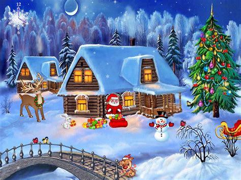 christmas computer wallpaper and screensavers free christmas screensaver christmas symphony