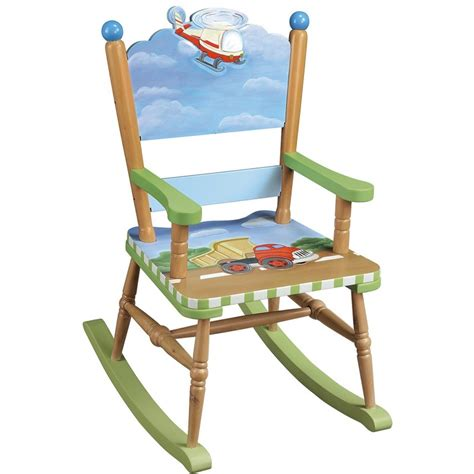 Kid Rocking Chair by Rocking Chair Transport Wrappings