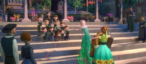 Elsa Frozen Fevern 2 Can Sing Song the all new trailer for frozen fever rotoscopers