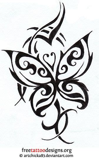 tattoo tribal vol 56 tribal butterfly tattoo design tattoos pinterest