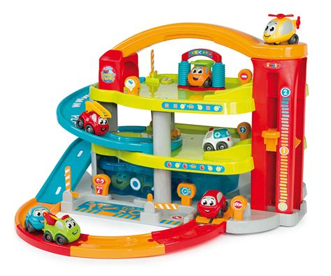 Grand Garage Vroom Planet Smoby by Smoby Vroom Planet Grand Garage 1 Mini Bolide Achat
