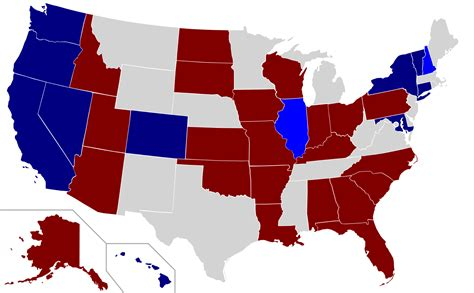 us senate election map 2014 united states senate elections 2016