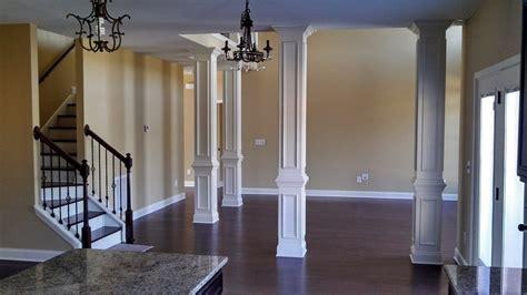 interior columns as interior columns custom trim america s home place interior trim and columns