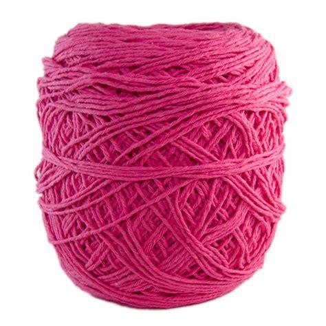 Benang Rajut Katun Pink benang rajut katun polos crafts