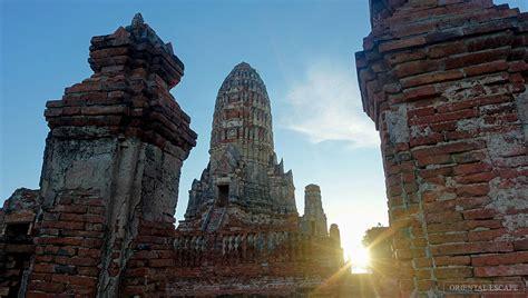 boat tour ayutthaya ayutthaya temples and river cruise day trip thailand
