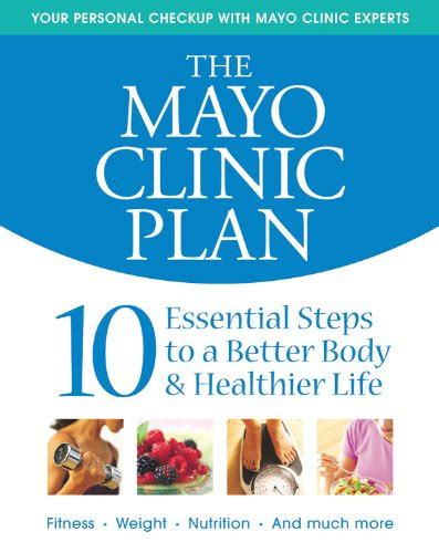 Pdf Mayo Clinic Handbook Happiness Four Step by The Mayo Clinic Plan 10 Steps To A Healthier For
