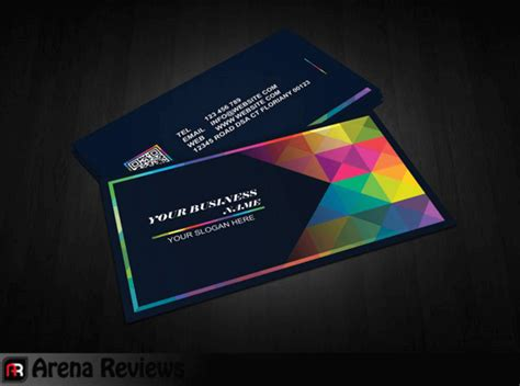 top 10 business card templates graphic design business cards thelayerfund