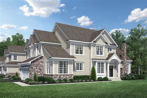 enclave at pleasantville the bristol home design