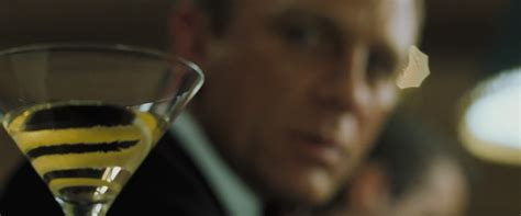 bond martini shaken not stirred the dabbler