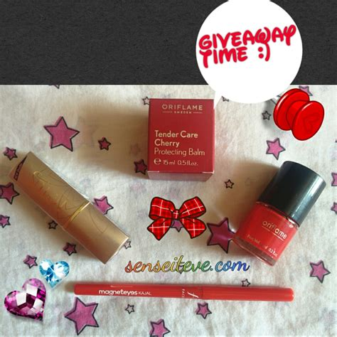 my 1st anniversary giveaway
