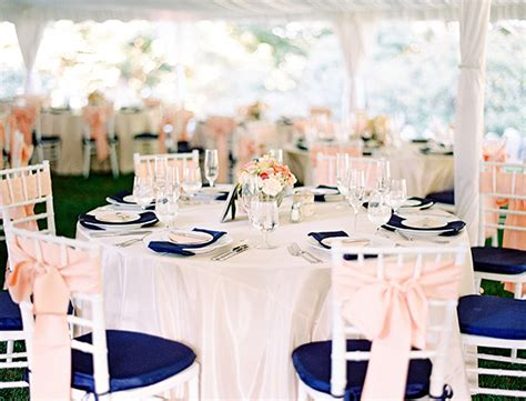navy blue and coral wedding navy blue and coral wedding decoration ideas sang maestro