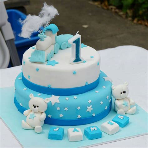 Birthday Cakes For Boys by Cake Gallery Sugar Frills