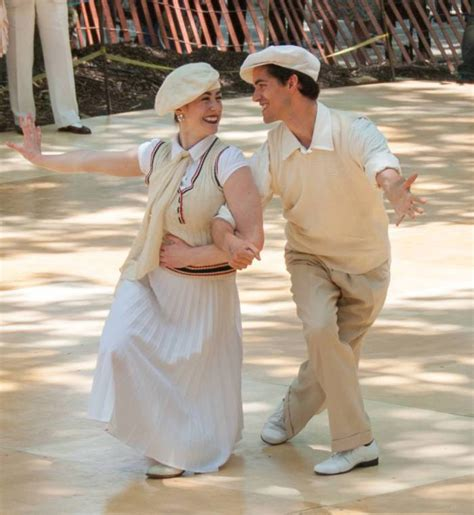 nyc swing dance 1920s nyc swing dance duo 1920s corporate entertainment