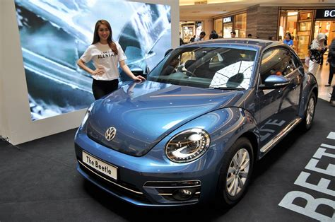 volkswagen beetle 2017 blue new volkswagen beetle vento variants launched