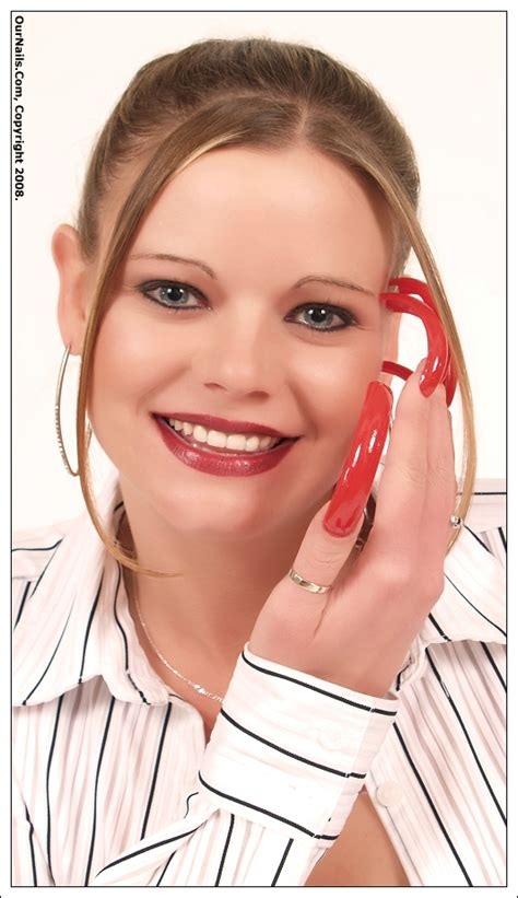 Red Paint by Model Site Treasures Our Nails
