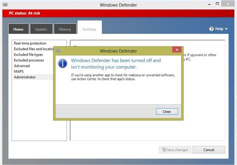 resetting windows defender how to disable enable windows defender in windows 8 windows