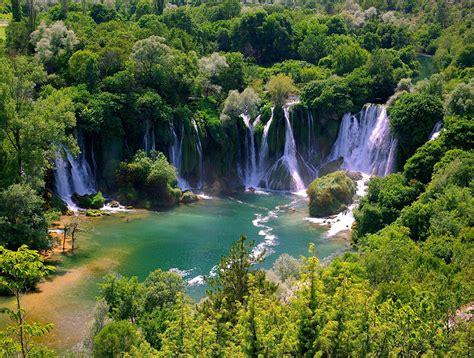 Conte Adriatic » Vodopad Kravice 1