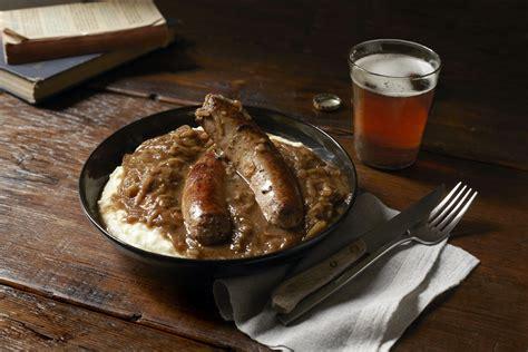 onion gravy for british bangers and mash recipe onion gravy for british bangers and mash