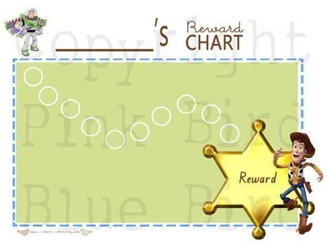 printable reward charts toy story boys toy story reward chore chart by pinkbirdbluebird