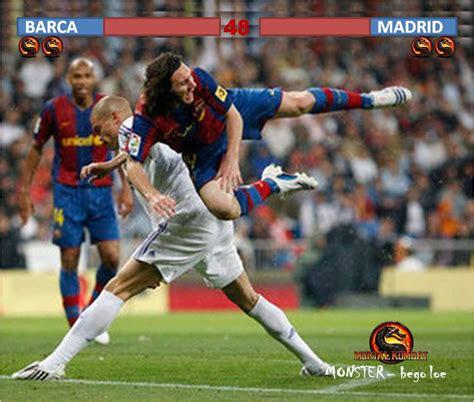 monster bego mortal kombat soccer