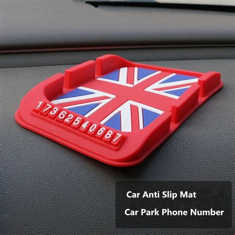 Car Anti Slip Mat Sticky Pad For Phone Gps Mp4 Mp3 Transpara silicone car anti slip mat magic dash mat dashboard sticky