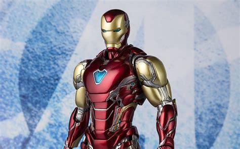 shfiguarts iron man mark avengers endgame