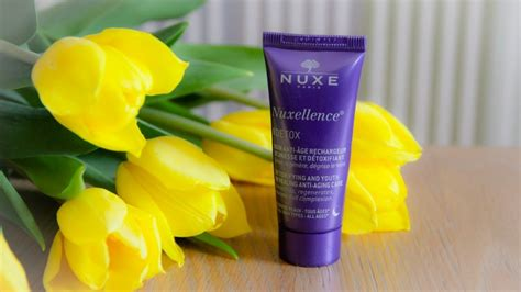 How To Use Nuxe Nuxellence Detox by Out Advanced Repair Nuxe Nuxellence Detox Is