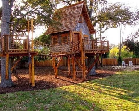 swing house tree house swing set plans architectural designs