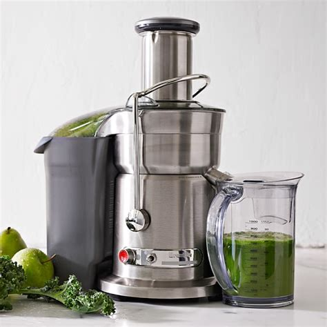 Juicer Breville breville juice elite juicer williams sonoma