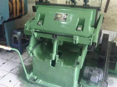 Mesin Potong Qz 92 mesin pon 66 x 92 harga 45 juta