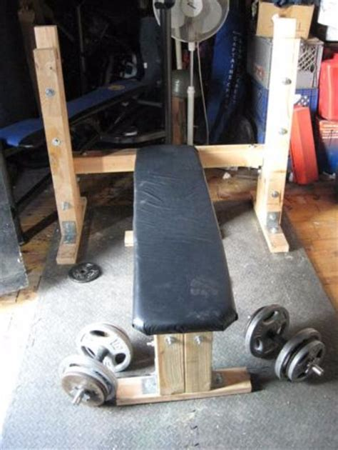 homemade exercise bench 30 cool diy exercise equipment projects you can make for