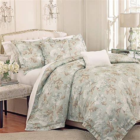 buy raymond waites soire 5 piece queen comforter set in