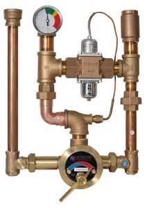 shower mixing valve