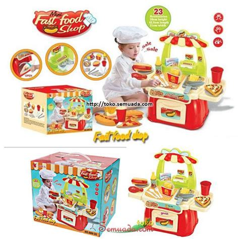 Dus Royal Merah Box Packaging Kue 20 Cm jual murah mini fast food shop toko semuada bunda salsabila