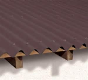 plaque de couverture bitum 233 e ondul 233 e ondutoit 0 86x2 m