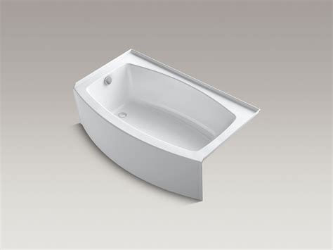 louisiana bathtub standard plumbing supply product kohler expanse 174 k 1118
