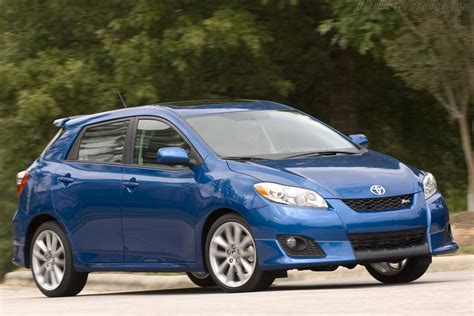 toyota matrix xrs 2008 toyota matrix xrs images specifications and