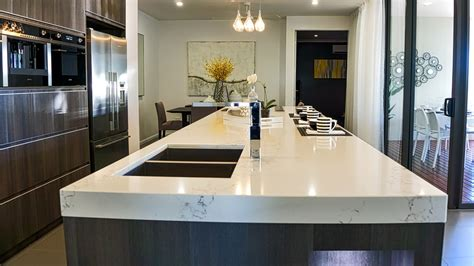 natural stone bench tops natural stone vs engineered stone for kitchen and
