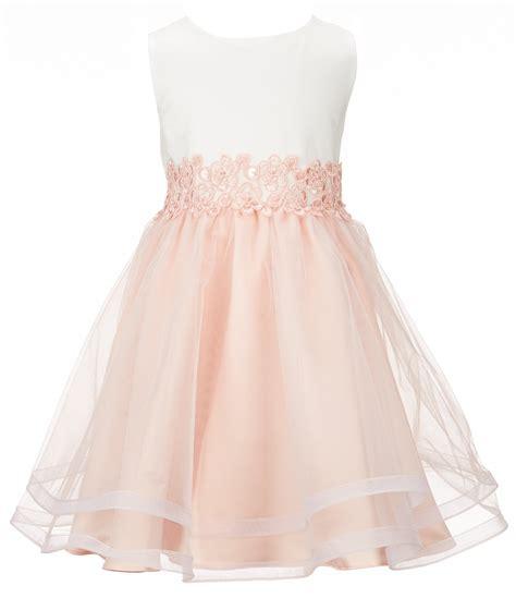 27767 X Line Dress editions 2t 6x color block a line dress dillards