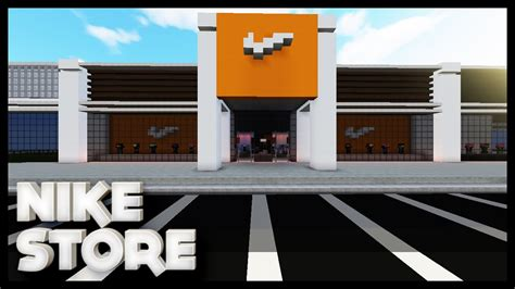 Nike By A A Store minecraft nike store