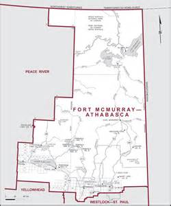 fort mcmurray athabasca maps corner elections canada