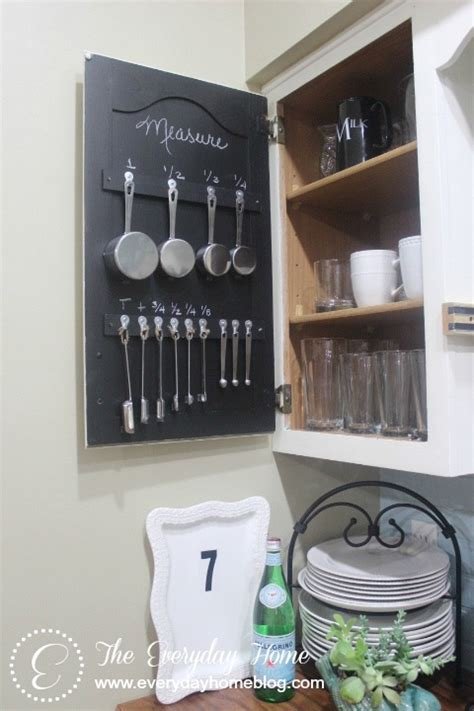 chalk paint jacksonville nc this trick will keep your measuring spoons organized for