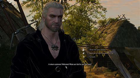 shirt retex at the witcher 3 nexus mods and community