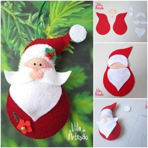 Cover Sendok Garpu Cutlery Santa Natal Ornamen diy santa claus sewing patterns and ideas the diy