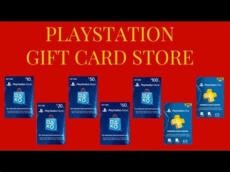 Buy Psn Gift Card Online - playstation plus discount code for 1 year membership doovi