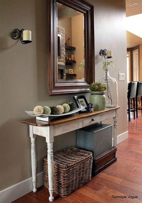Entryway Table Design Ideas Vignette Decor Search Home Decor