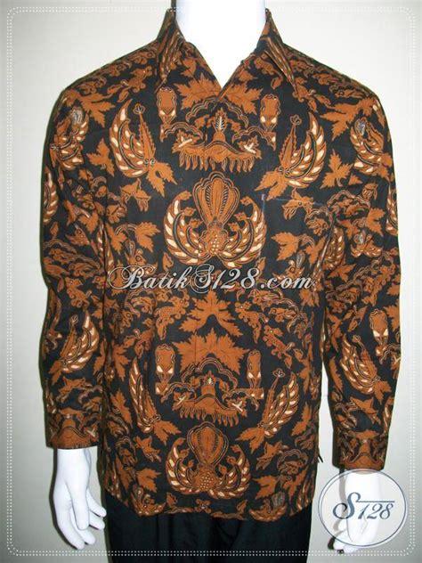 Kemeja Batik Lengan Panjang Lb 260 kemeja batik kondangan lengan panjang lp588bt m toko batik 2018