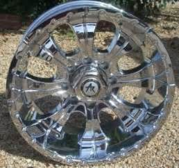 Used 17 Inch Chevy Truck Wheels 17 Inch Chrome Rims Wheels Chevy Gmc 1500 Silverado